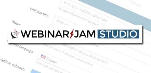 Webinar Jam Studio Review