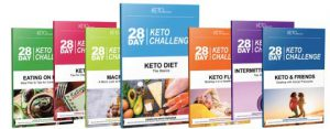 Keto Challenge PDF package